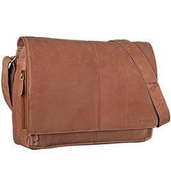 Messenger Vintage Braun Leder