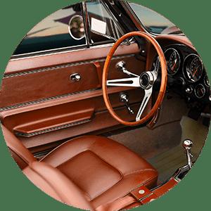 Sedili per auto e volante