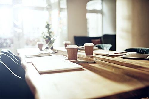 Startup STILORD Kaffeepause