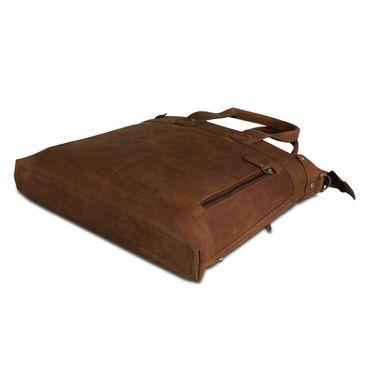 Herrentasche Damentasche echtes Leder