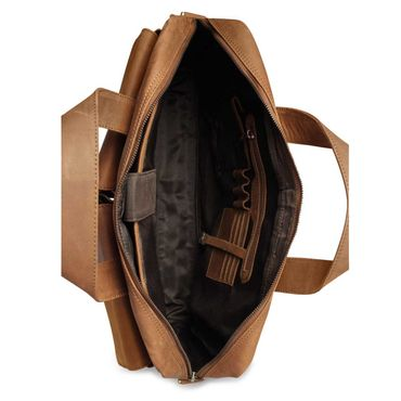 Laptoptasche Leder