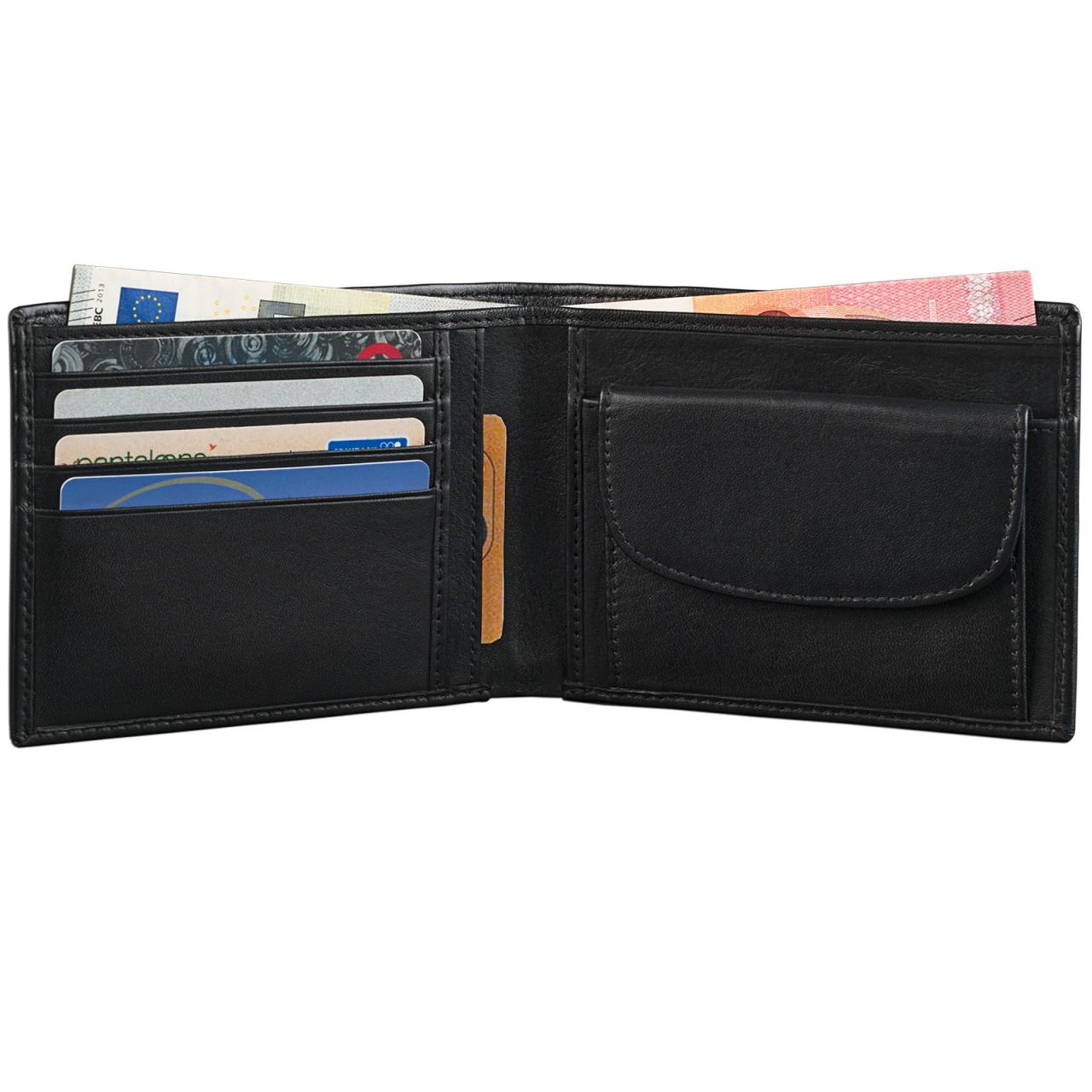 stilord portemonnaie aus leder geldb rse brieftasche. Black Bedroom Furniture Sets. Home Design Ideas
