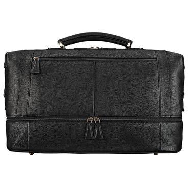 Reisetasche Leder klassisch und elegant