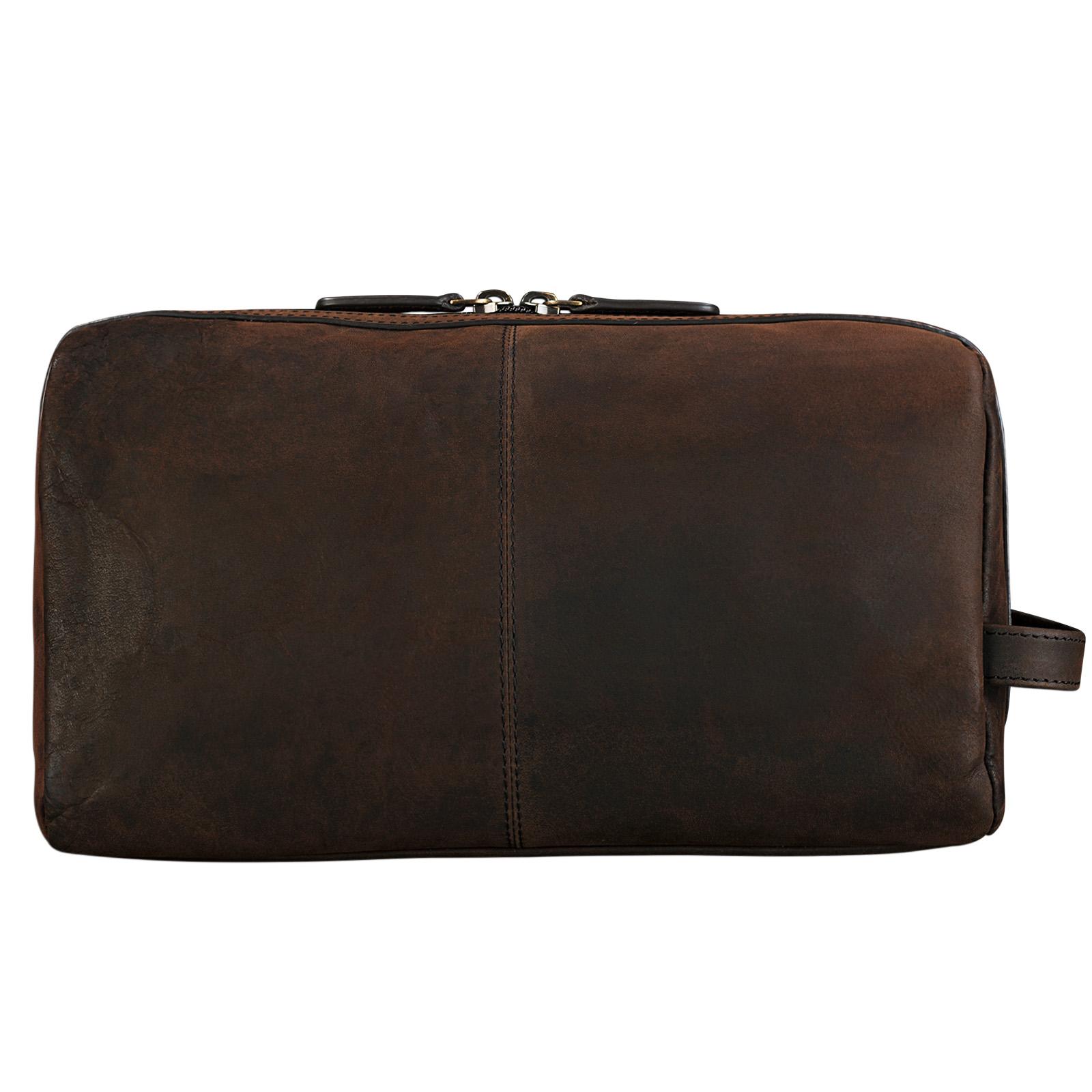 Kultur Tasche Leder