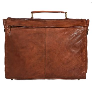 Bürotasche groß Leder