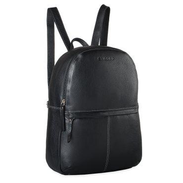 "STILORD ""Conner"" Leder-Rucksack Herren groß Vintage Daypack Backpack Unirucksack Schule Freizeit Rucksackhandtasche Business 13,3 Zoll Laptop A4 echtes Rindsleder – Bild 16"