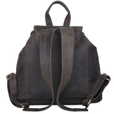 "STILORD ""Larissa"" Vintage Rucksack Leder Damen Rucksackhandtasche Lederrucksack Handtasche DIN A4 City Shopping Daypack Schule Uni – Bild 17"