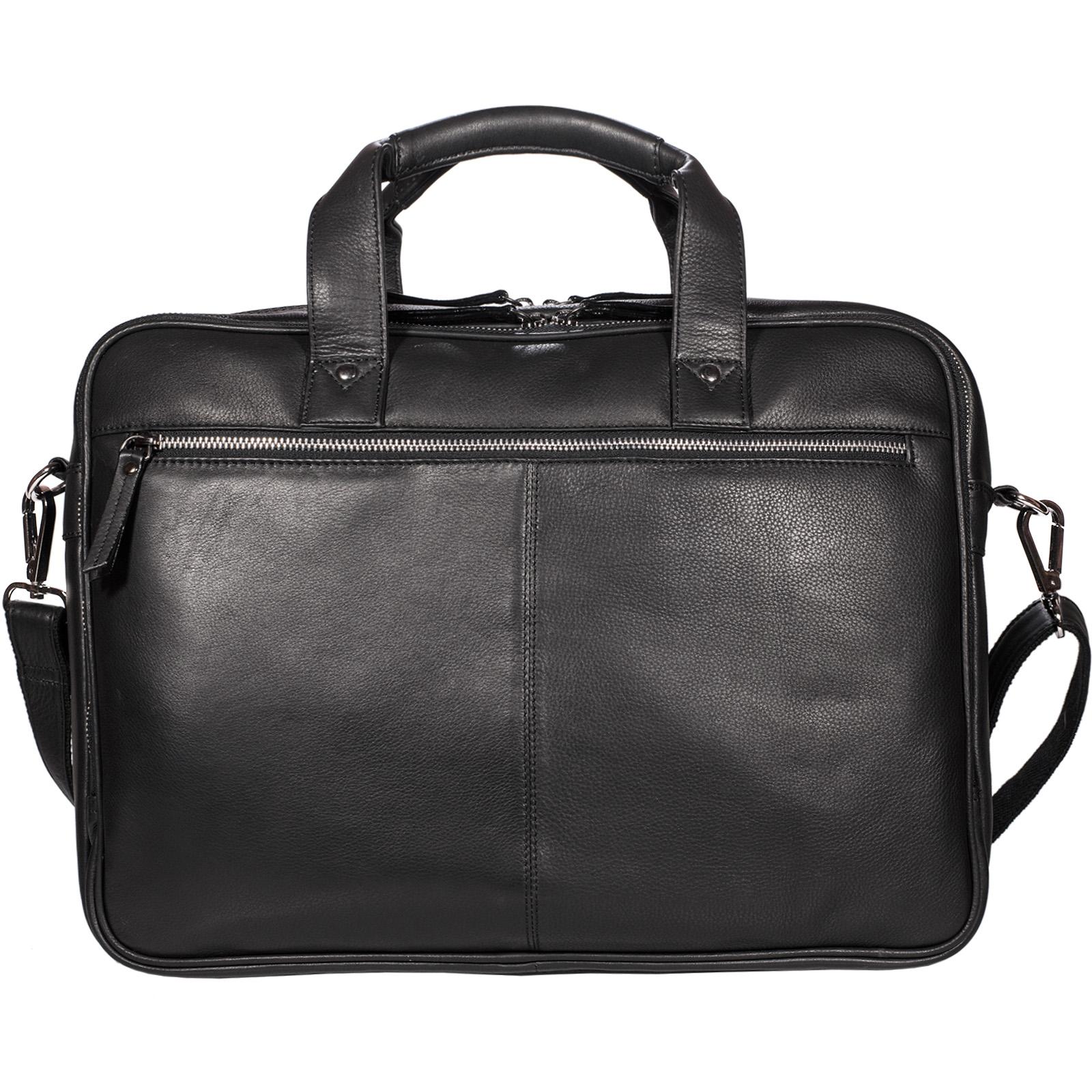 """STILORD """"Walt"""" Vintage Aktentasche Leder Herren Damen Lehrertasche XL groß Büro Business Umhängetasche für 15,6 Zoll Laptop Echt Leder  - Bild 18"""
