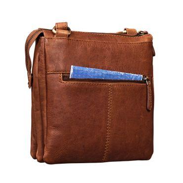 Handtasche-Leder-Vintage
