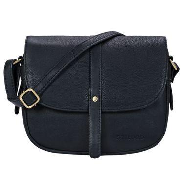 """STILORD """"Kira"""" Umhängetasche Frauen Leder Vintage kleine Handtasche zum Ausgehen klassische Abendtasche Partytasche Freizeittasche Echtleder – Bild 10"""