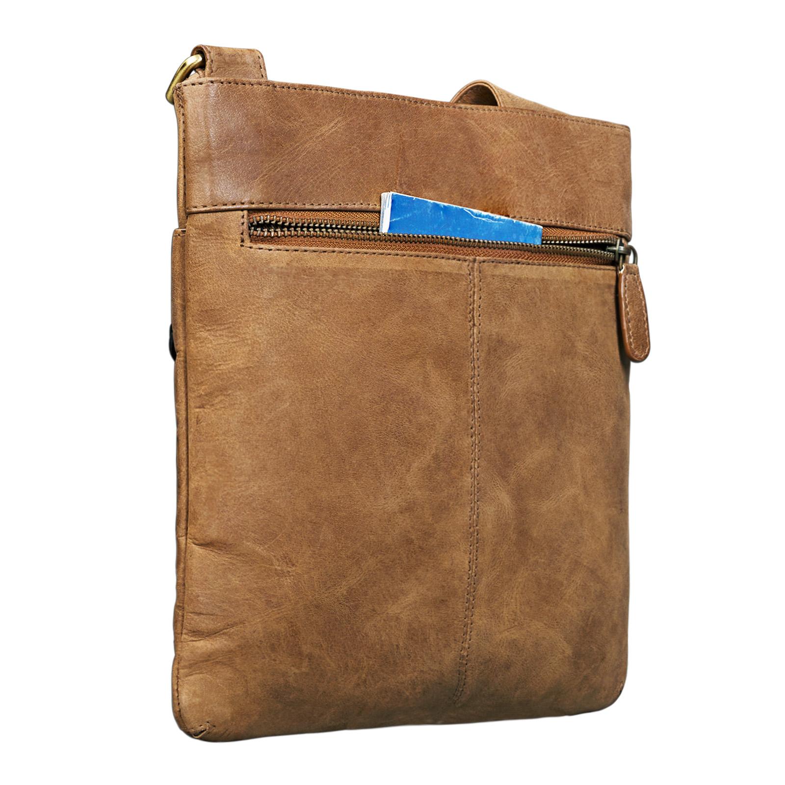 Handtasche Leder Vintage