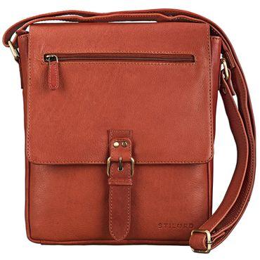 Herrentasche Leder Vintage