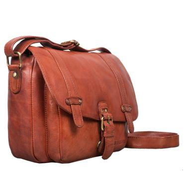 """STILORD """"Lara"""" Vintage Umhängetasche Damen klein Leder Handtasche zum Ausgehen Party Freizeit Umhängetasche Schultertasche 10.1 Zoll Tablettasche echtes Leder – Bild 17"""