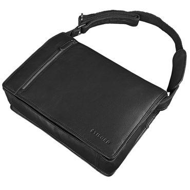 """STILORD """"Noah"""" Vintage Umhängetasche Leder 13,3 Zoll Laptoptasche Studium Uni Büro Arbeit Unisex für MacBook echtes Rindsleder – Bild 14"""