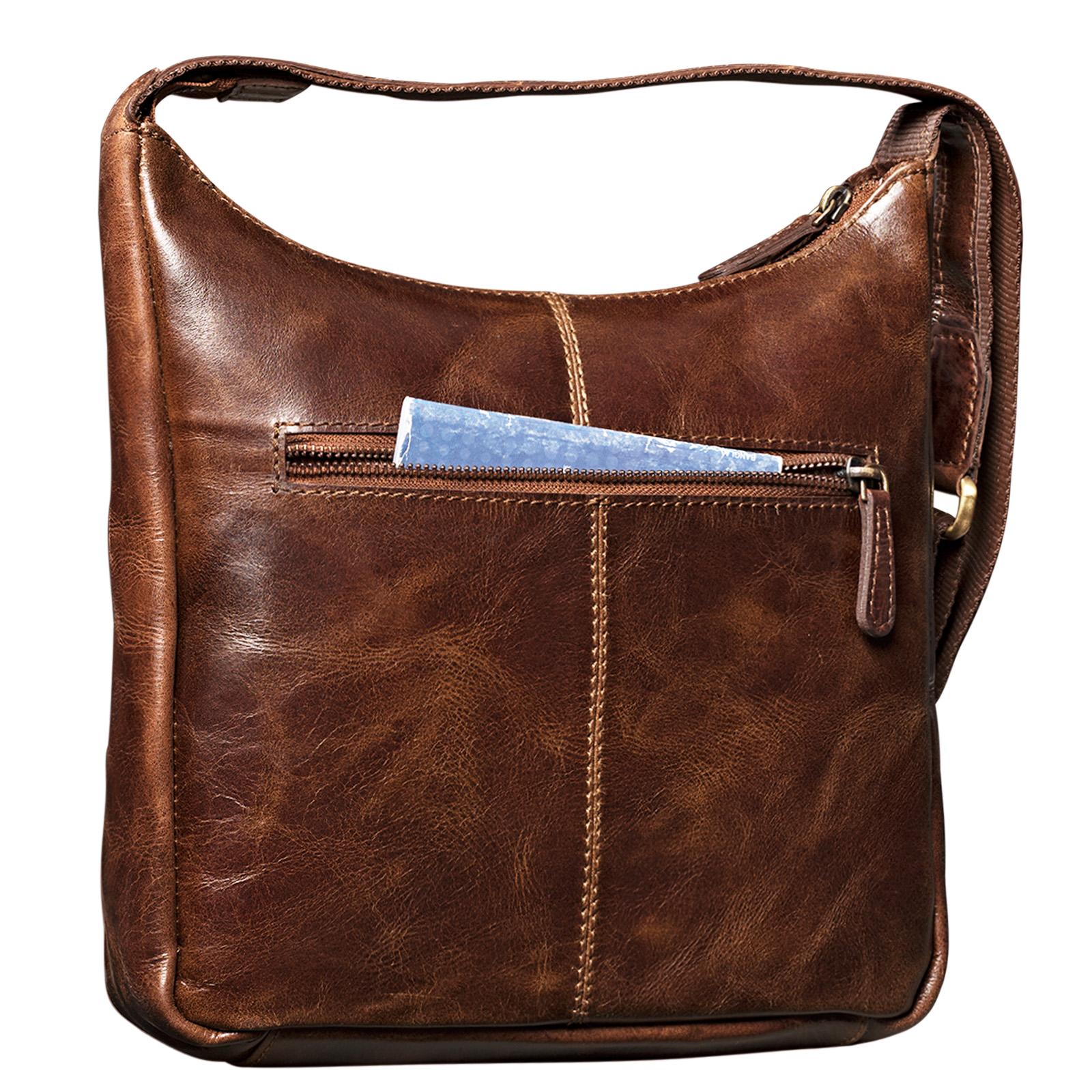 Crossover Bag braun