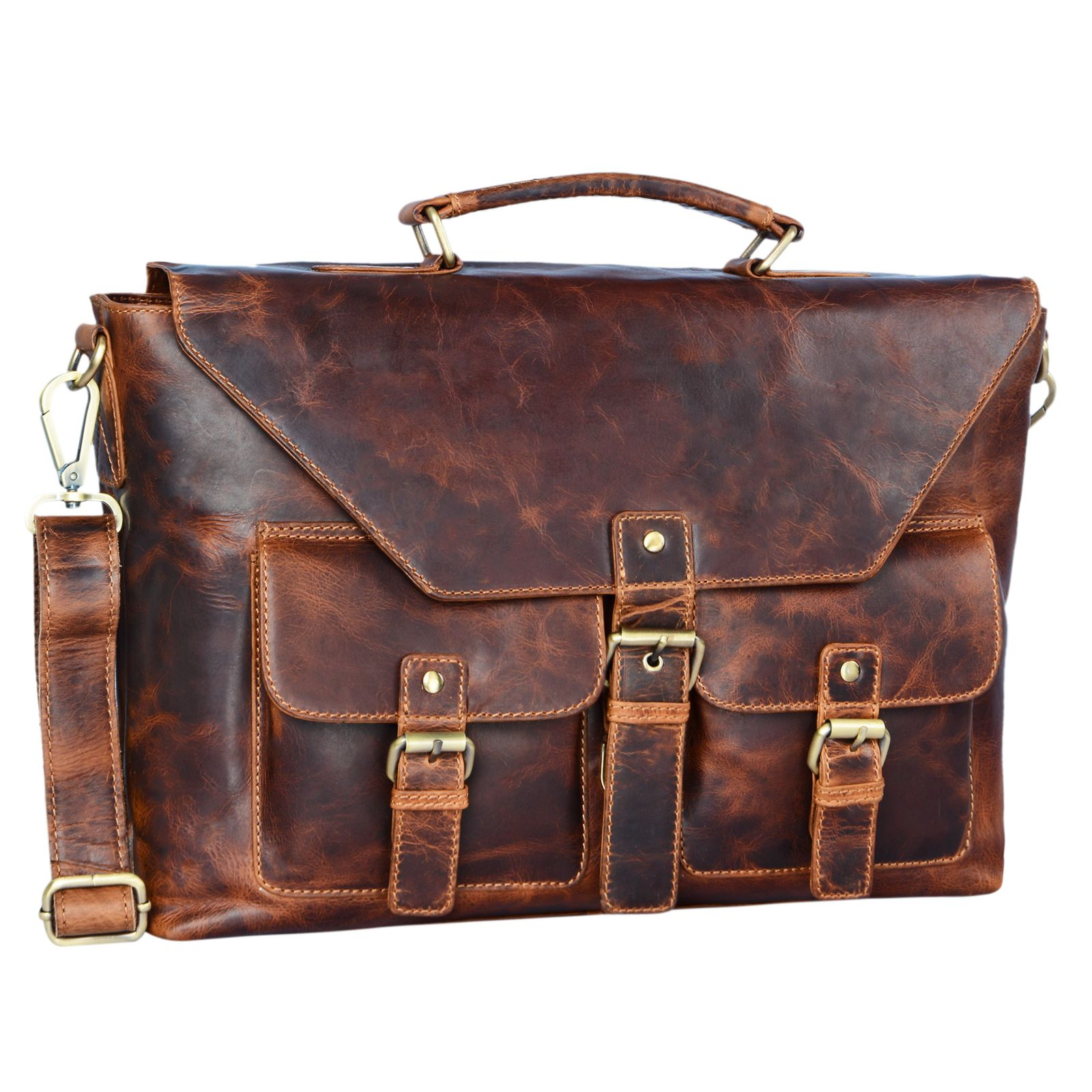 Ledertasche Herren Business