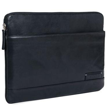 """STILORD """"Robb"""" Vintage Leder Laptoptasche für 13,3 Zoll MacBooks MacBooktasche Universal Tablettasche bis 14 Zoll DIN A4 echtes Rindsleder – Bild 9"""