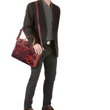 Messenger Bag Leder