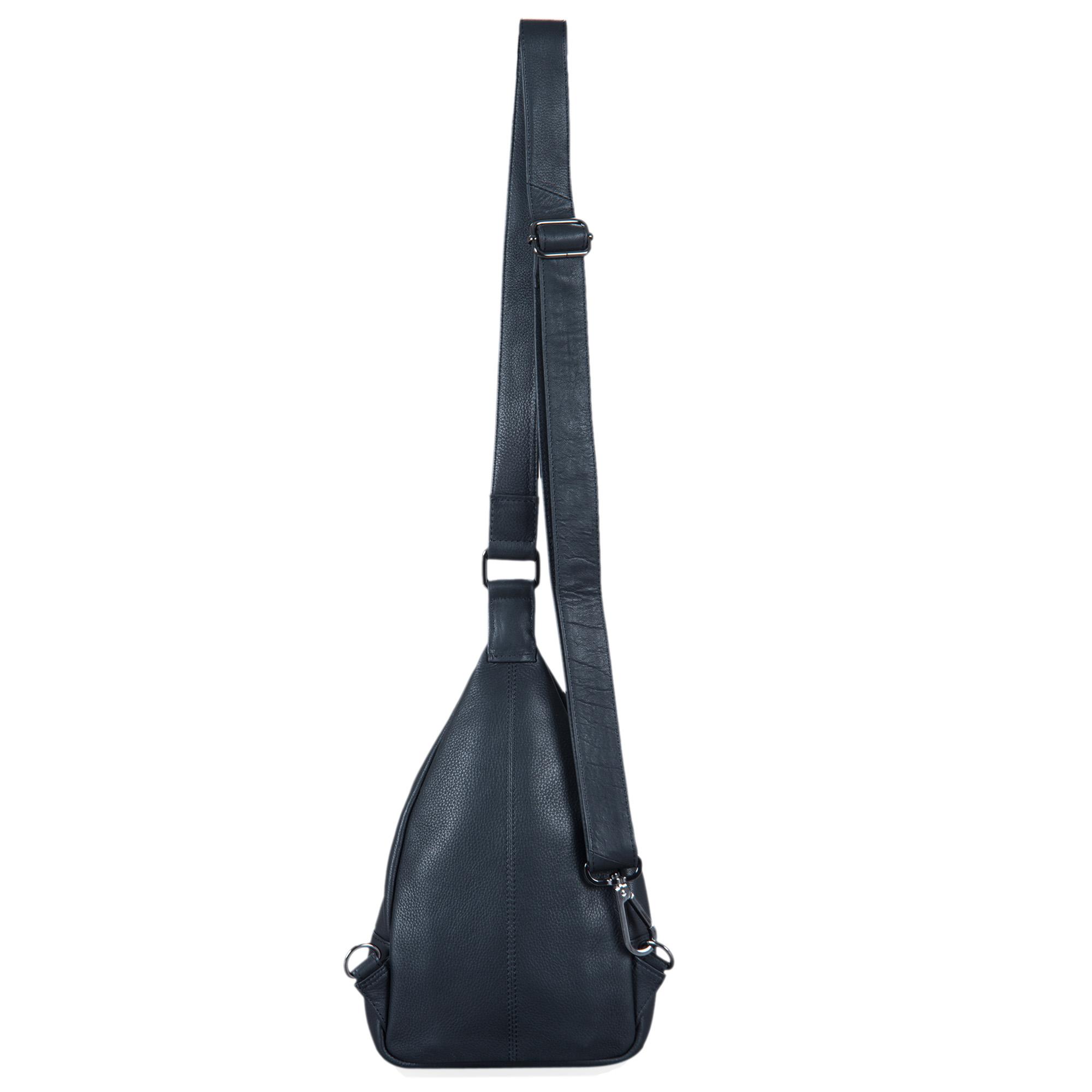"""STILORD """"Talisa"""" kleiner Leder Rucksack Damen Vintage Rucksackhandtasche Lederrucksack Handtasche City Ausgehen Shopping Daypack  - Bild 10"""