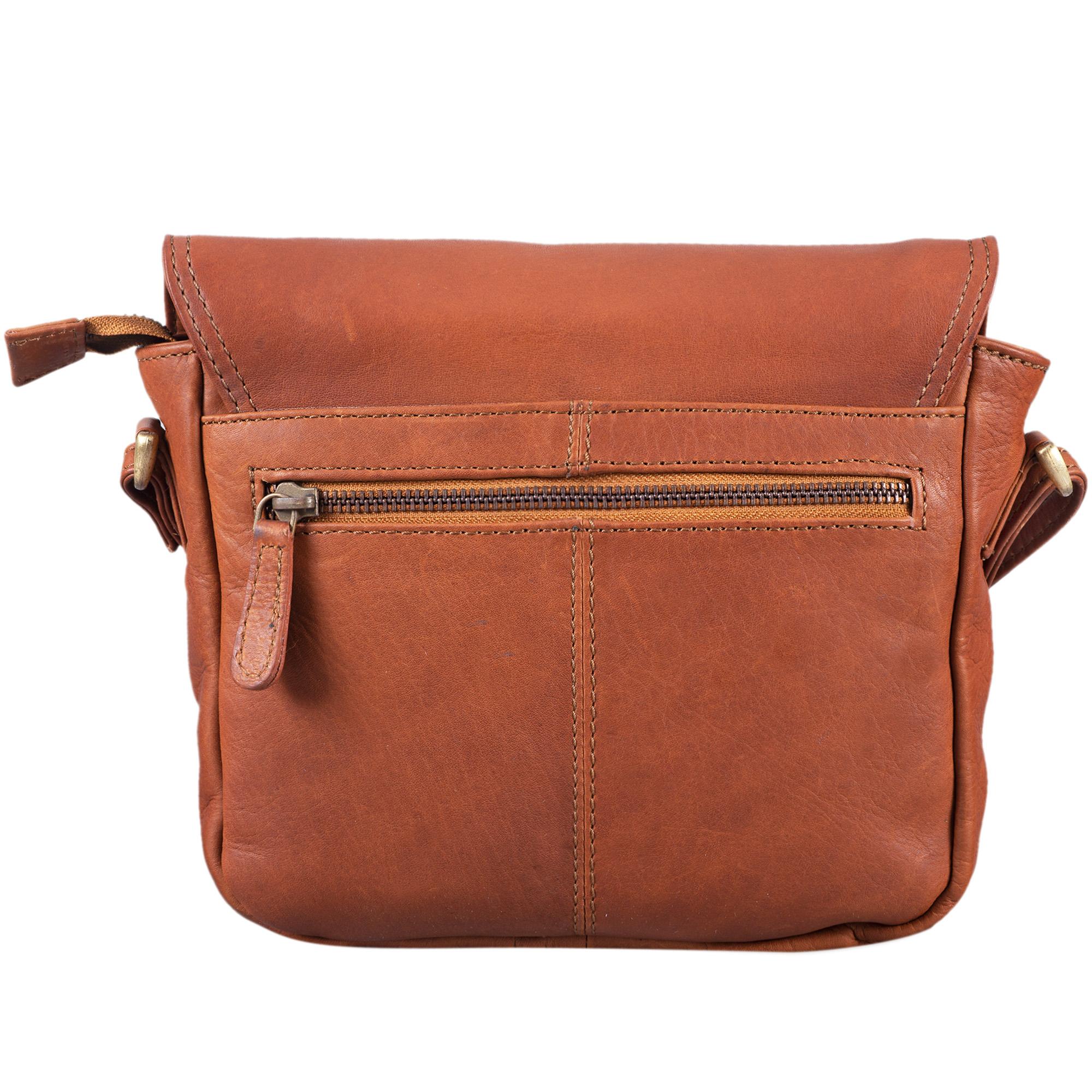 Vintage Damentasche Leder